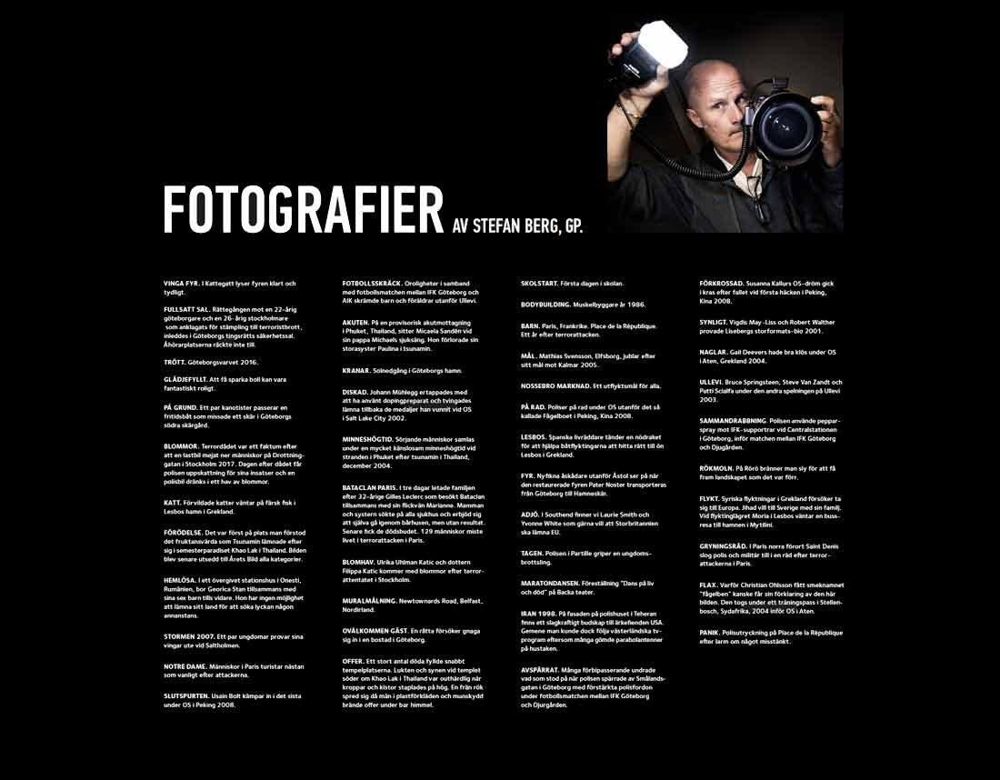 Fotograf – GP på bokmässan