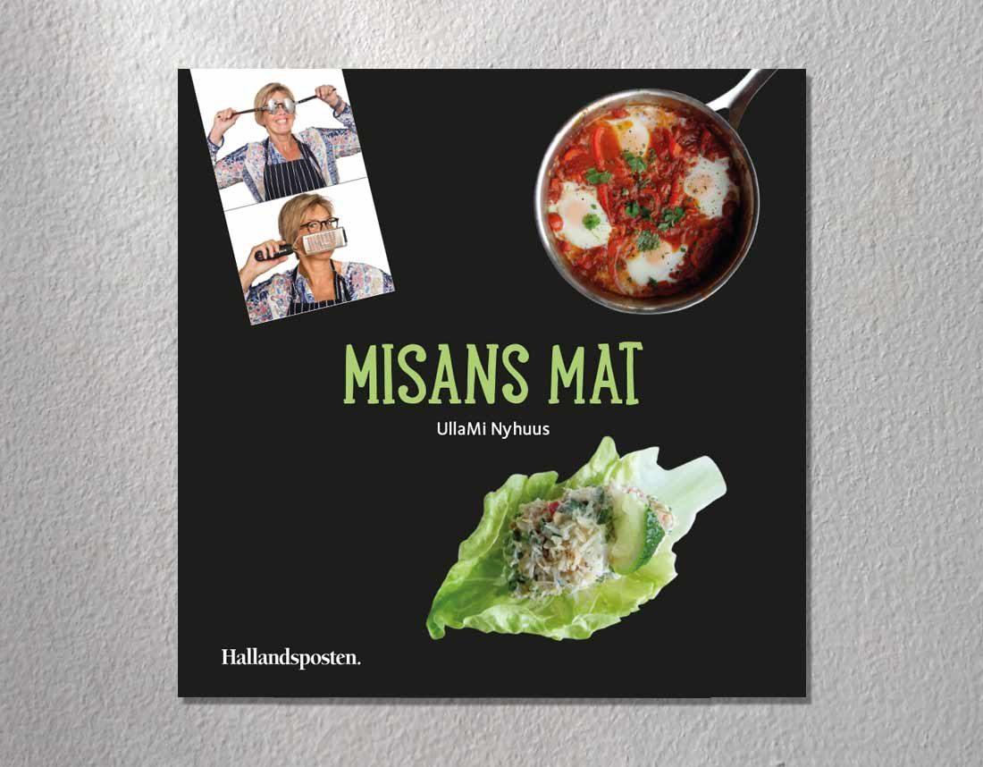 Framsida Misans mat av UllaMi Nyhuus