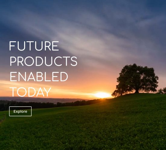 Reliefed – Future products enabled today