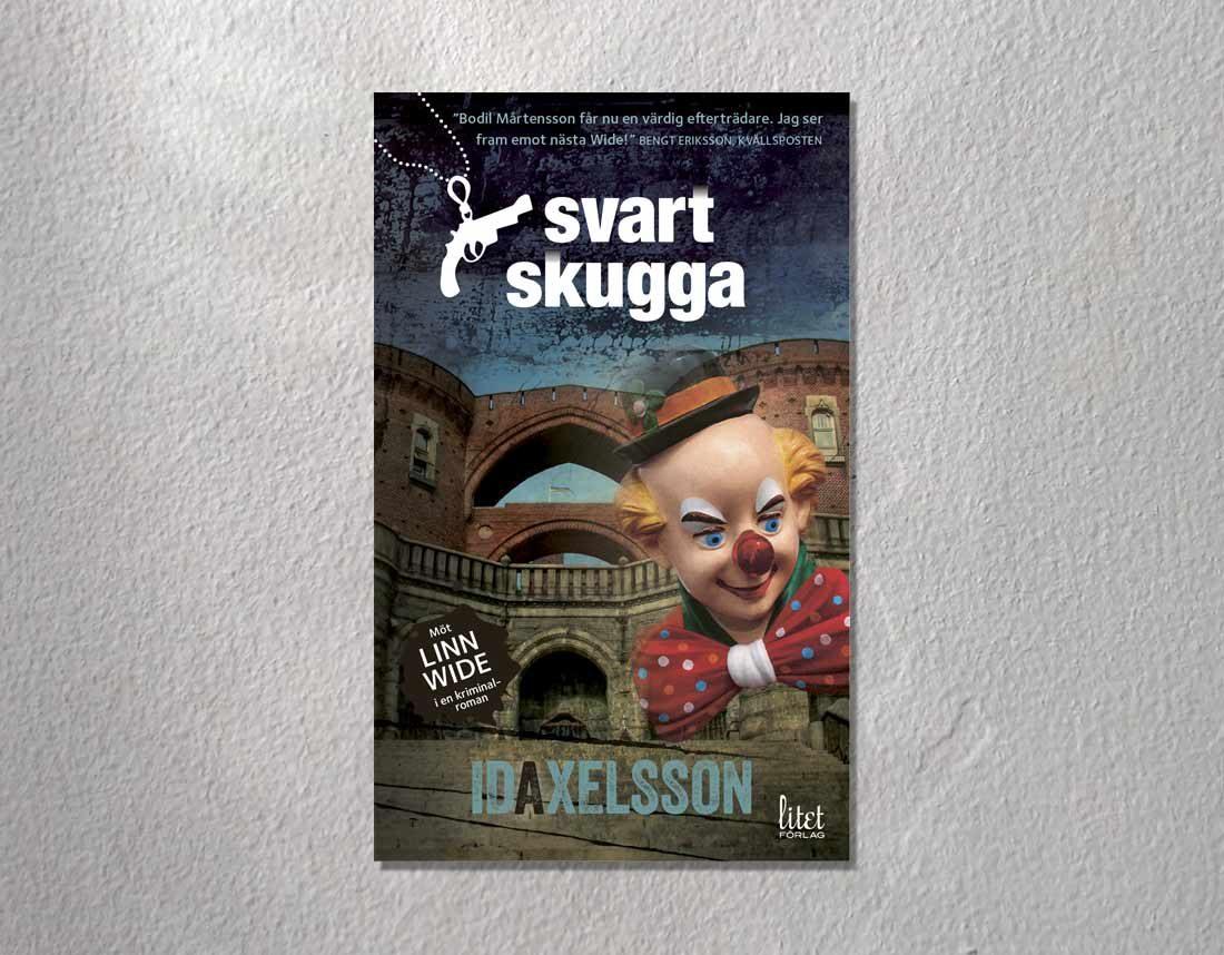 Svart skugga av Ida Axelsson