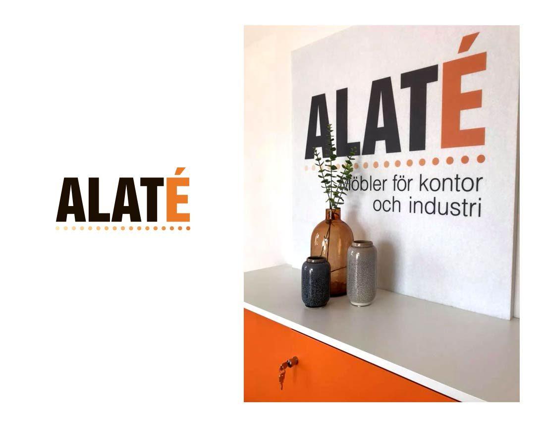 Logotyp – Alaté