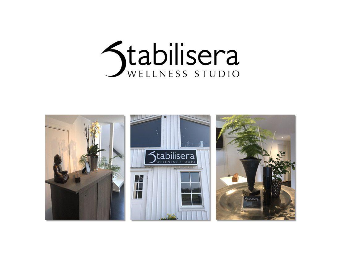 Stabilisera – logotyp